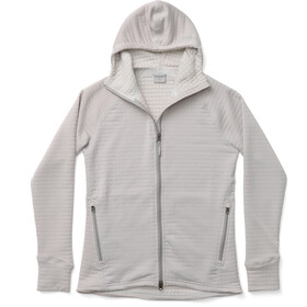 Houdini Power Air Houdi Fleece Jacket Women ground grey